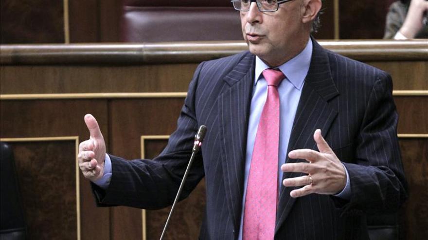 Montoro pide a la oposición que auspicie un clima de confianza