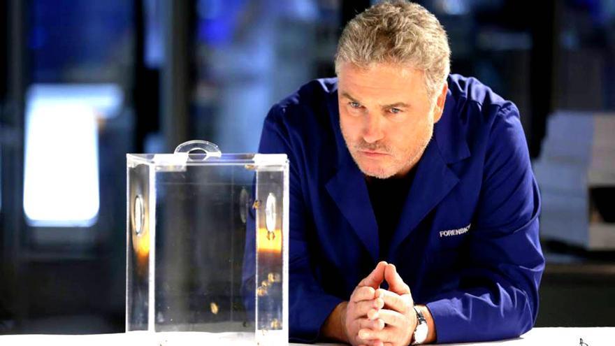 William Petersen, en 'CSI'