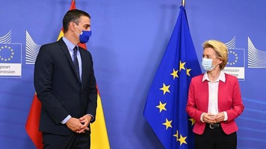 Pedro Sánchez urge a la UE a tener listo el fondo anticrisis para el 1 de enero