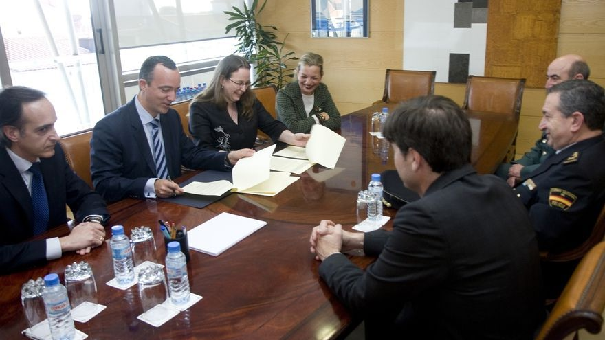 Cantabria, incluida en el Sistema de Seguimiento Integral de los casos de Violencia de Género 'VioGén'