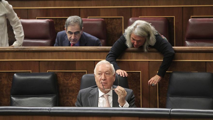 """El PP ve propio de """"dictador"""" el plantón de Castro a Margallo y no cree """"importante"""" que no haya visto a la disidencia"""