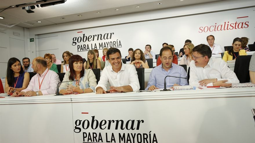 El Comité Federal del PSOE aprobará mañana el calendario para la elaboración sus listas para las generales