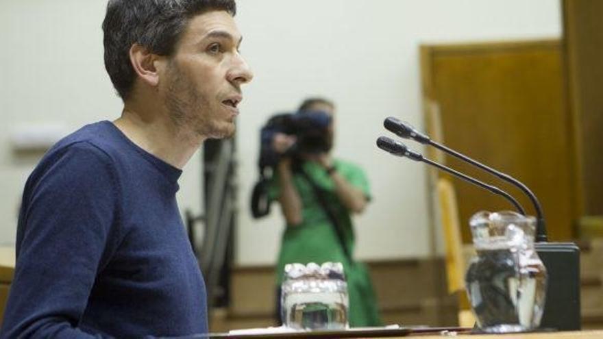 """E-Podemos pide la reunión de la Diputación Permanente para """"dar impulso"""" al Gobierno Vasco en la gestión del Covid-19"""
