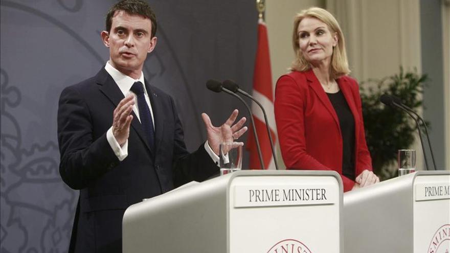 Valls destaca el equilibrio de las cuentas francesas pese al aviso de la CE