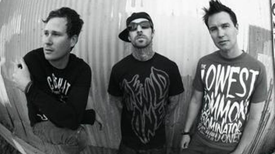 Blink-182 empezará a grabar su nuevo disco en septiembre