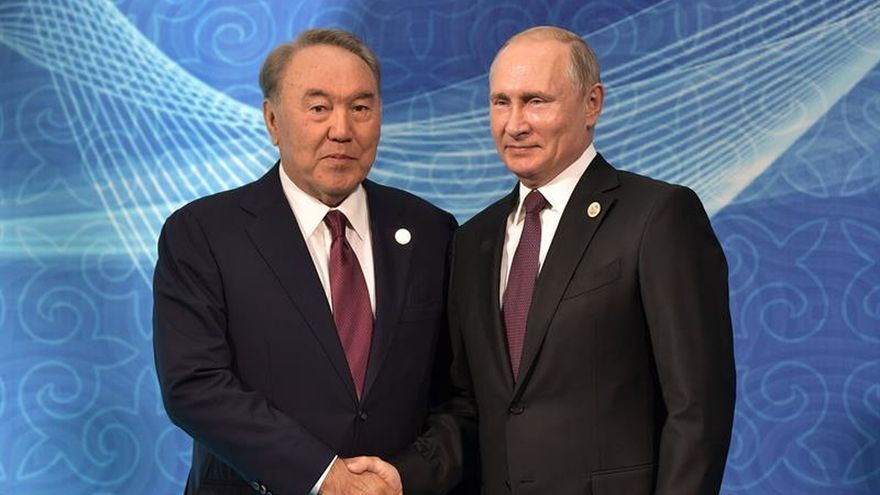 Los líderes de los cinco países de Caspio firman una convención sobre el estatus del mar