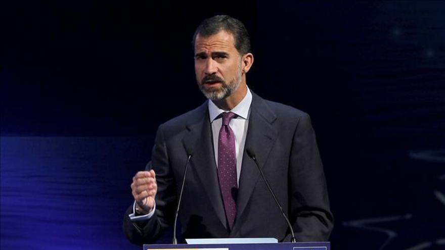 El Príncipe reconoce el papel de Europa para impulsar la innovación española