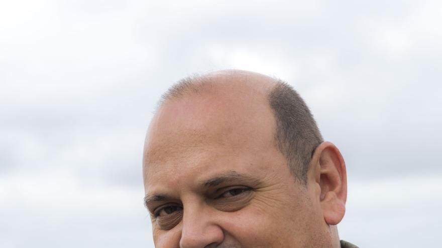 El actual líder municipal de la formación morada en Los Realejos, elegido en primarias
