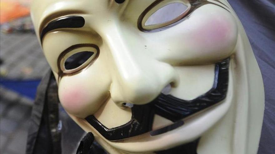 Anonymous ataca la web de la Policía de Toronto para protestar por un arresto