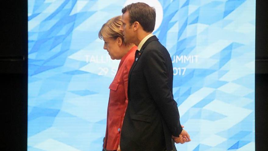 Francia y Alemania reiteran su apoyo al Gobierno y la Constitución española