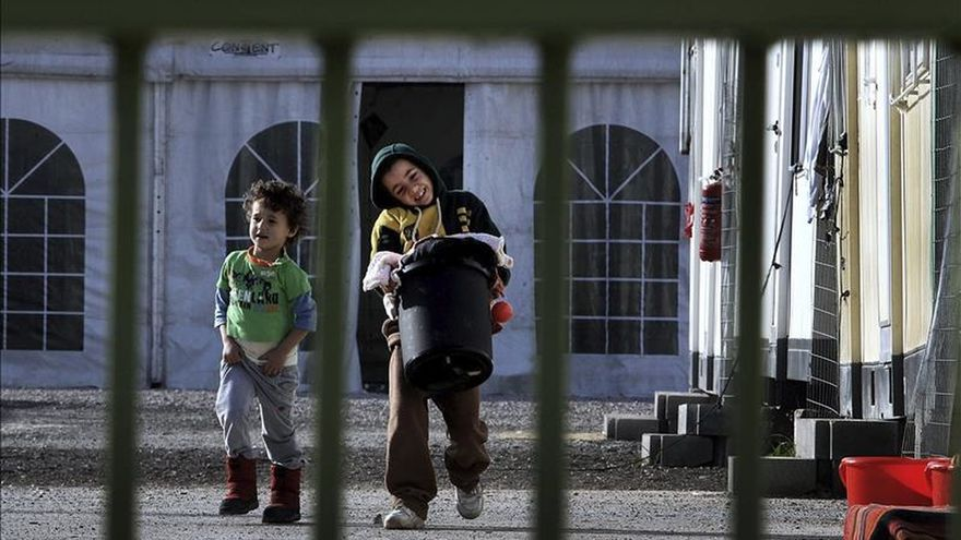 Más de 715.000 inmigrantes han llegado a las costas griegas este año