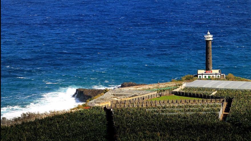 En la imagen, en Faro de Punta Cumplida, en Barlovento. Foto: FERNANDO RODRÍGUEZ/PALMEROSENELMUNDO.COM