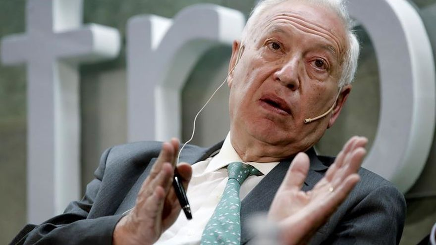 "Margallo: ""Intentar comprender a los separatistas no es posible"""