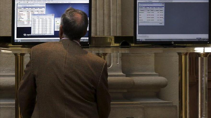 La bolsa española abre con ganancias y el IBEX sube un 0,39 por ciento