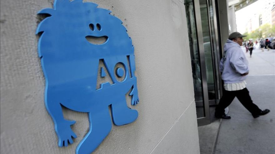 El portal AOL ganó 56,4 millones de dólares hasta septiembre