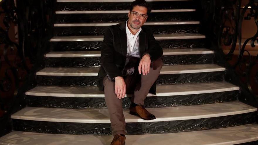 El gaitero José Ángel Hevia, nuevo presidente de la SGAE