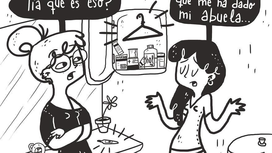 Cartel de Patricia Corrales en Wombastic