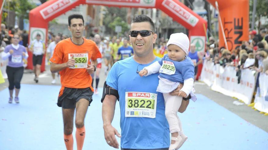 El Maratón 2013 inunda las calles de LPGC #33
