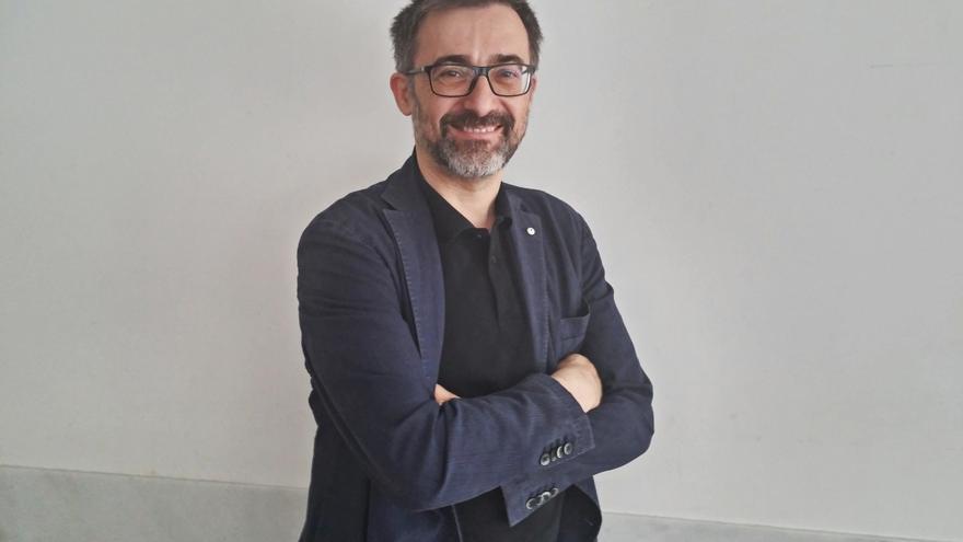Antoni Gutiérrez-Rubí, asesor de comunicación y consultor político, en el congreso ACOP Bilbao 2014.