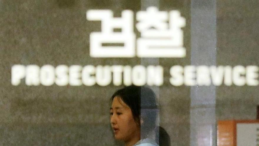 """Dejan en libertad a la hija de la """"Rasputina"""" surcoreana tras su extradición"""