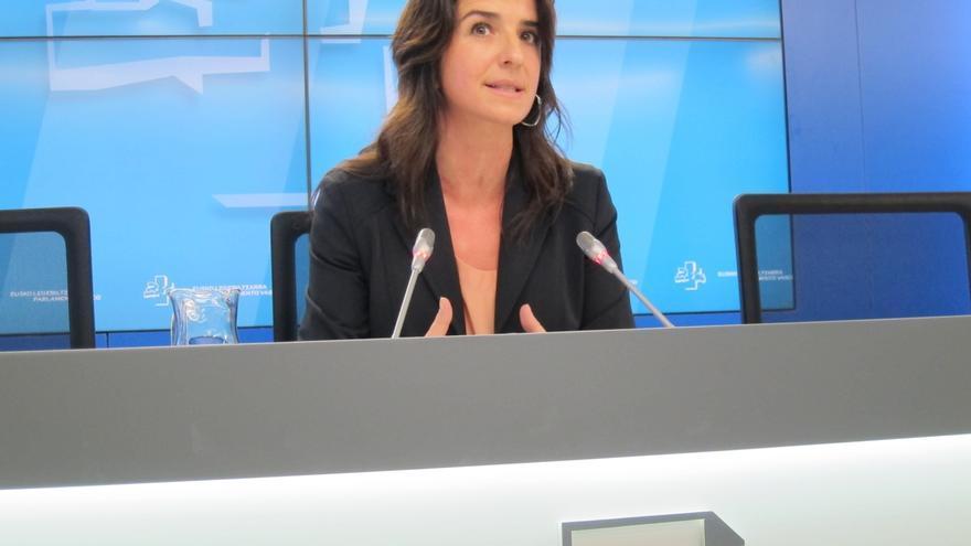 La exparlamentaria de Aralar Aintzane Ezenarro dirigirá el Instituto de la Memoria del Gobierno vasco
