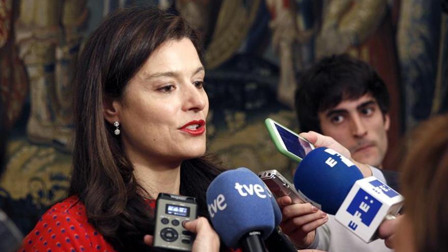 """Miriam González, esposa de Nick Clegg, """"muy triste"""" por el """"brexit"""""""