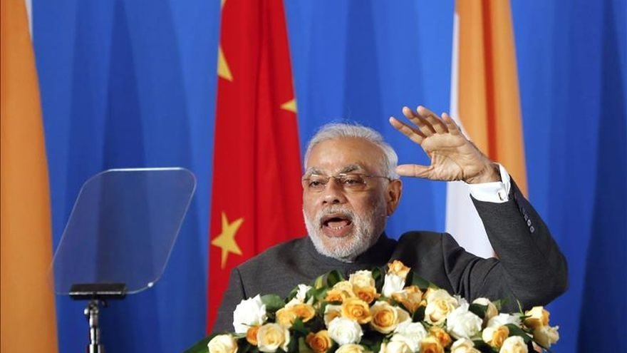 Modi, el gobernante viajero, cumple un año en el poder en la India
