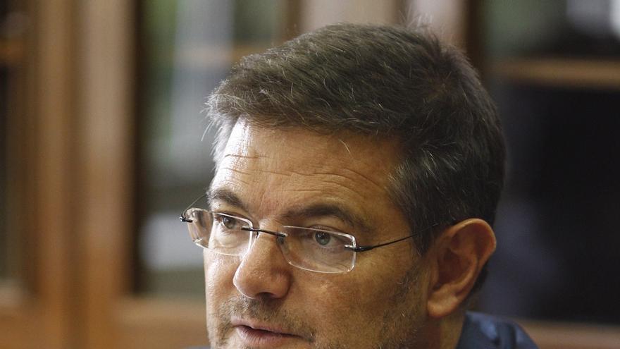 """Catalá recuerda que la obligación de denunciar un delito de sedición es """"directa"""" de cada agente"""