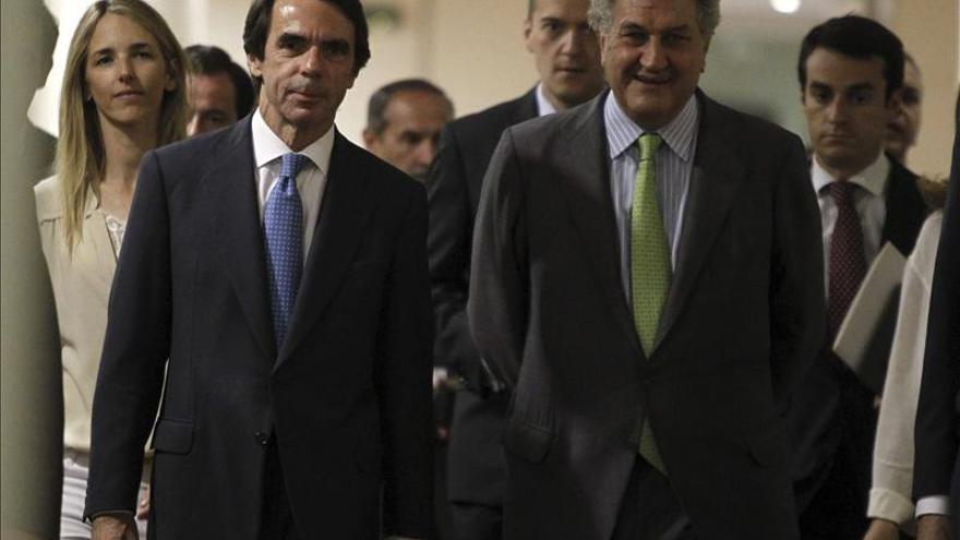 """Posada aplaude que Aznar haya aclarado que su discurso no va """"contra nadie"""""""