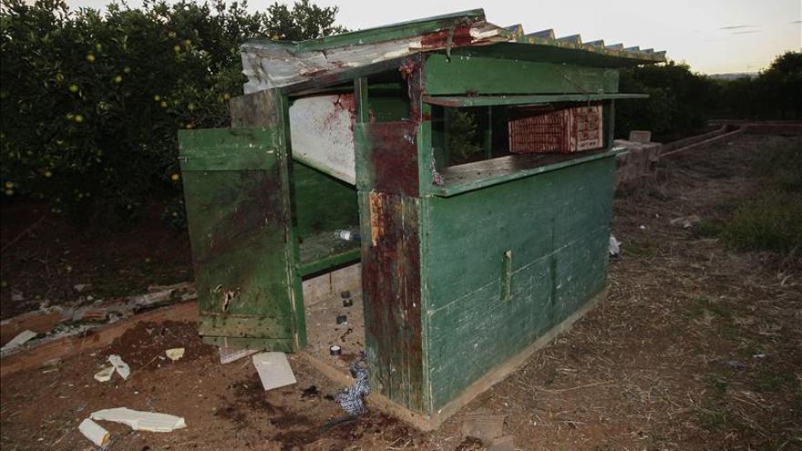 Fallece un hombre en un huerto en Vila-real a causa de una explosión