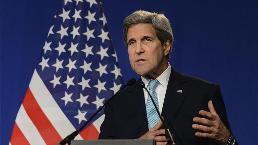 Kerry se reunirá con Putin en su primera visita a Rusia tras la crisis ucraniana