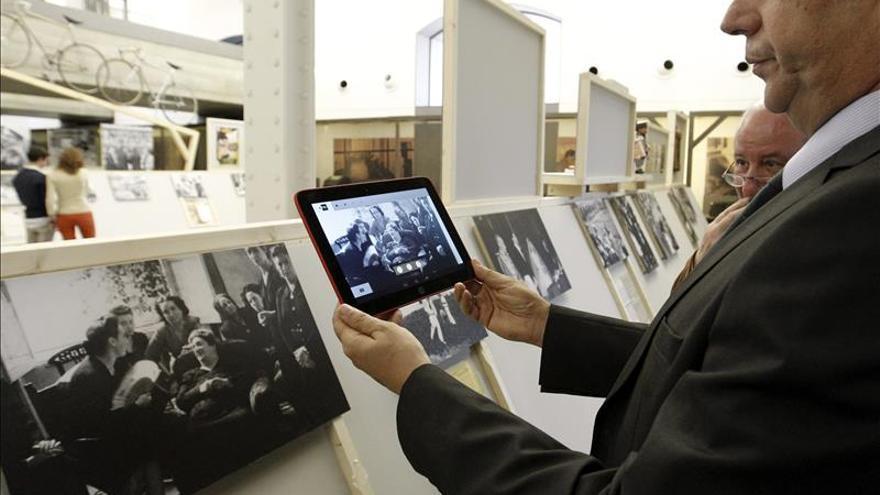 La Agencia EFE repasa 75 años de historia a través de sus fotos y teletipos
