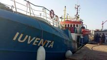La justicia italiana confirma la incautación del barco de rescate de una ONG alemana