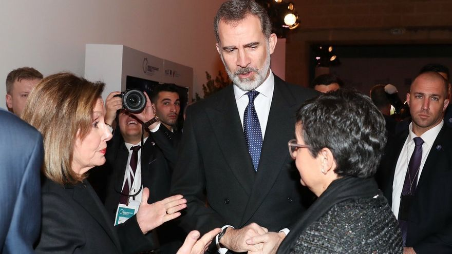 """Embajadora de Israel en España aprecia """"las firmas palabras del Rey"""" contra el antisemitismo"""
