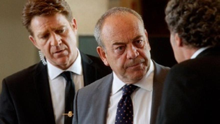 'El Comisario' y Charlie colaboraron anoche con los agentes de 'El Príncipe'