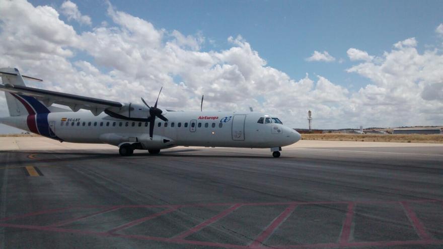 Air Europa Badajoz Extremadura