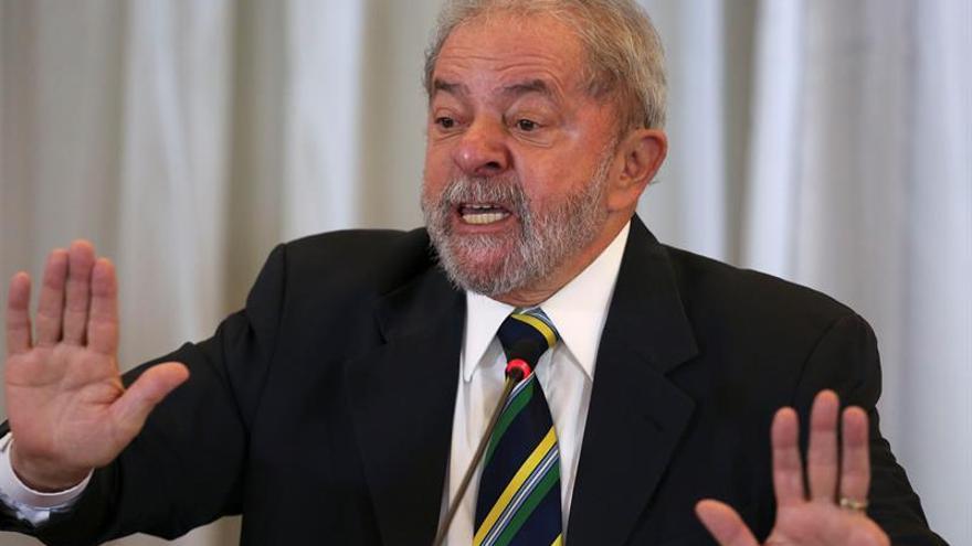 Lula defiende su papel en el Gobierno de Rousseff y pide castigar a los corruptos