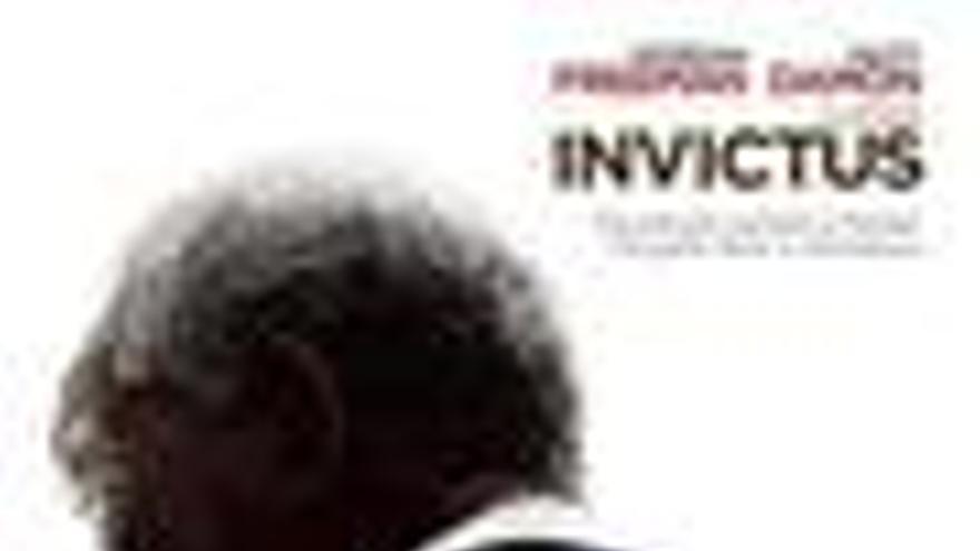Poster Invictus Matt Damon Morgan Freeman