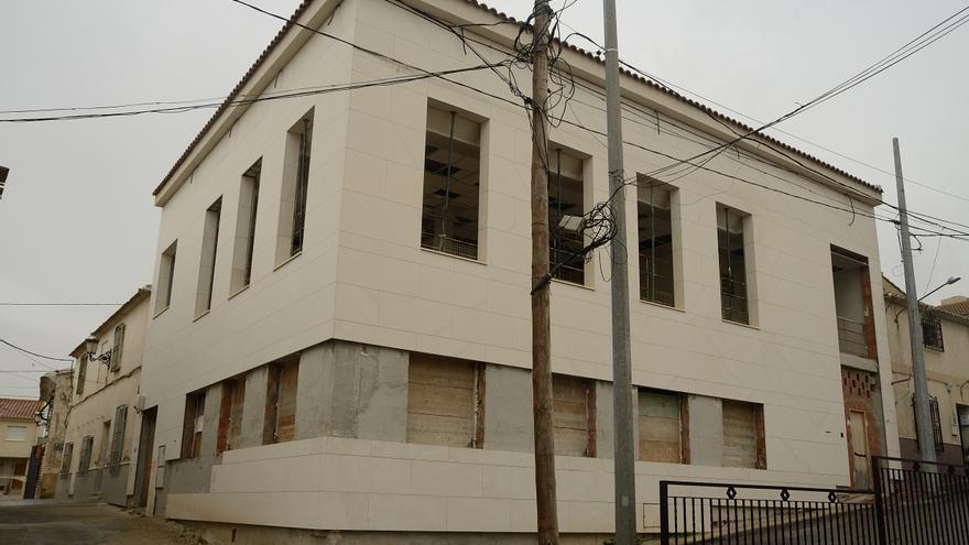 Casa Museo del Folclore sin terminar en Puerto Lumbreras, Murcia / Miguel Aznar