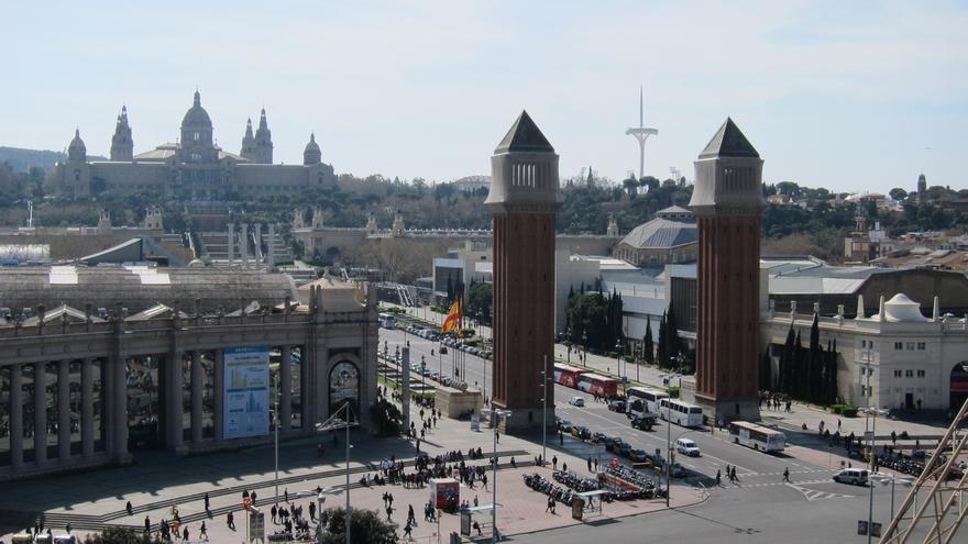 El Govern habilita para el 9N un centro de prensa en Fira de Barcelona