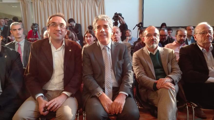 """Homs afirma que el plan de choque social será posible por """"el buen trabajo"""" del Govern"""