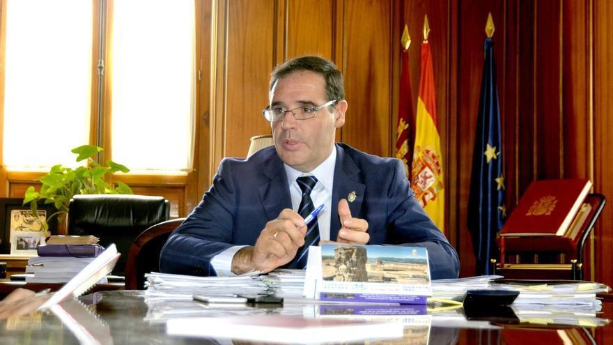 """Prieto confía en que el proyecto salga adelante y recuerda que en las urnas fue respaldado """"por toda la provincia"""""""