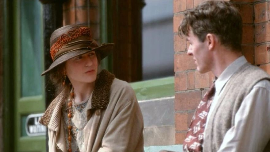 Leonard y Virginia en 'The hours'