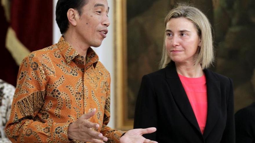 La UE aprueba empezar a negociar con Indonesia un acuerdo de libre comercio
