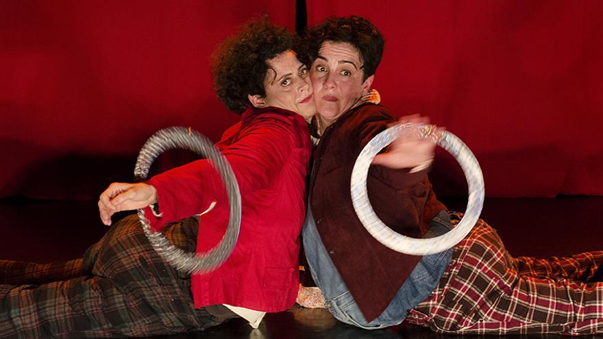 La compañía valenciana Patricia Pardo inagura el jueves 1 de diciembre con `Cul Kombat´ el festival DeCorrido