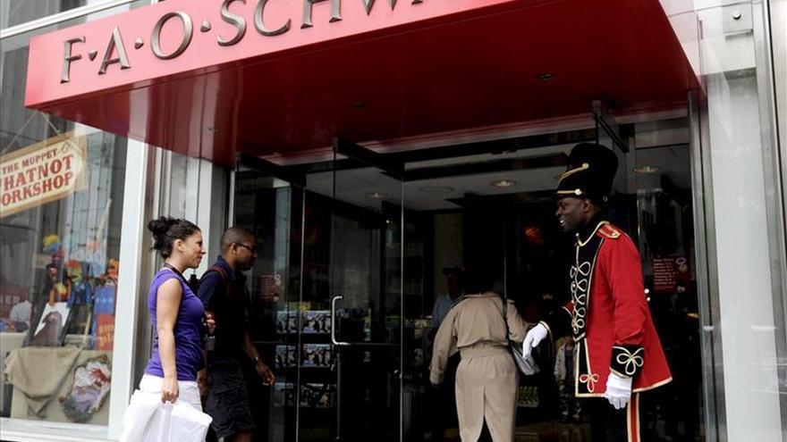 FAO Schwarz cerrará legendaria juguetería en la Quinta avenida de Nueva York