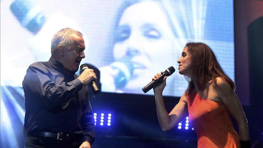 Ana Belén y Víctor Manuel vuelven a Argentina después de 10 años