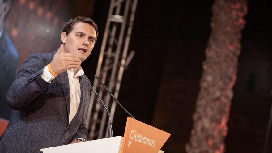 """Rivera celebra que Forcadell reconozca """"la verdad"""" ante el juez pero lamenta que antes """"mintiera"""" a los catalanes"""