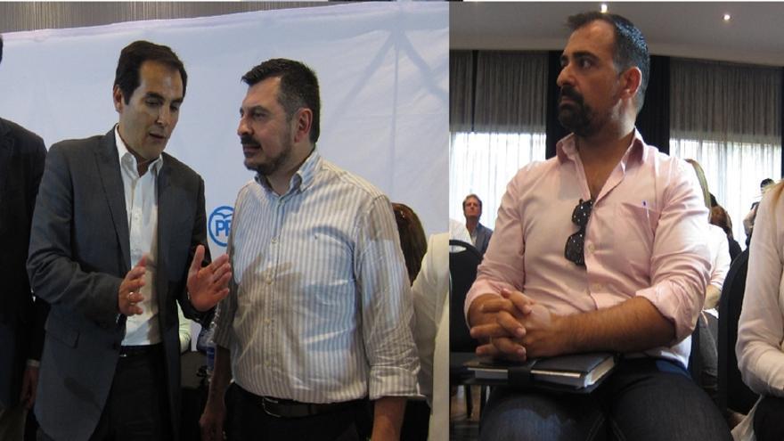 Adolfo Molina y Rosario Alarcón presentarán candidatura para liderar el PP de Córdoba