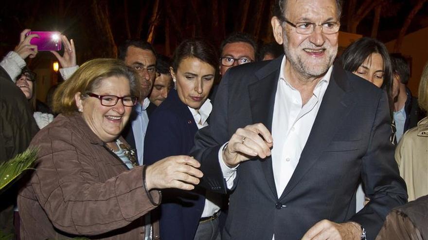 """Rajoy avisa de """"lo que algunos están preparando"""" con posibles pactos"""